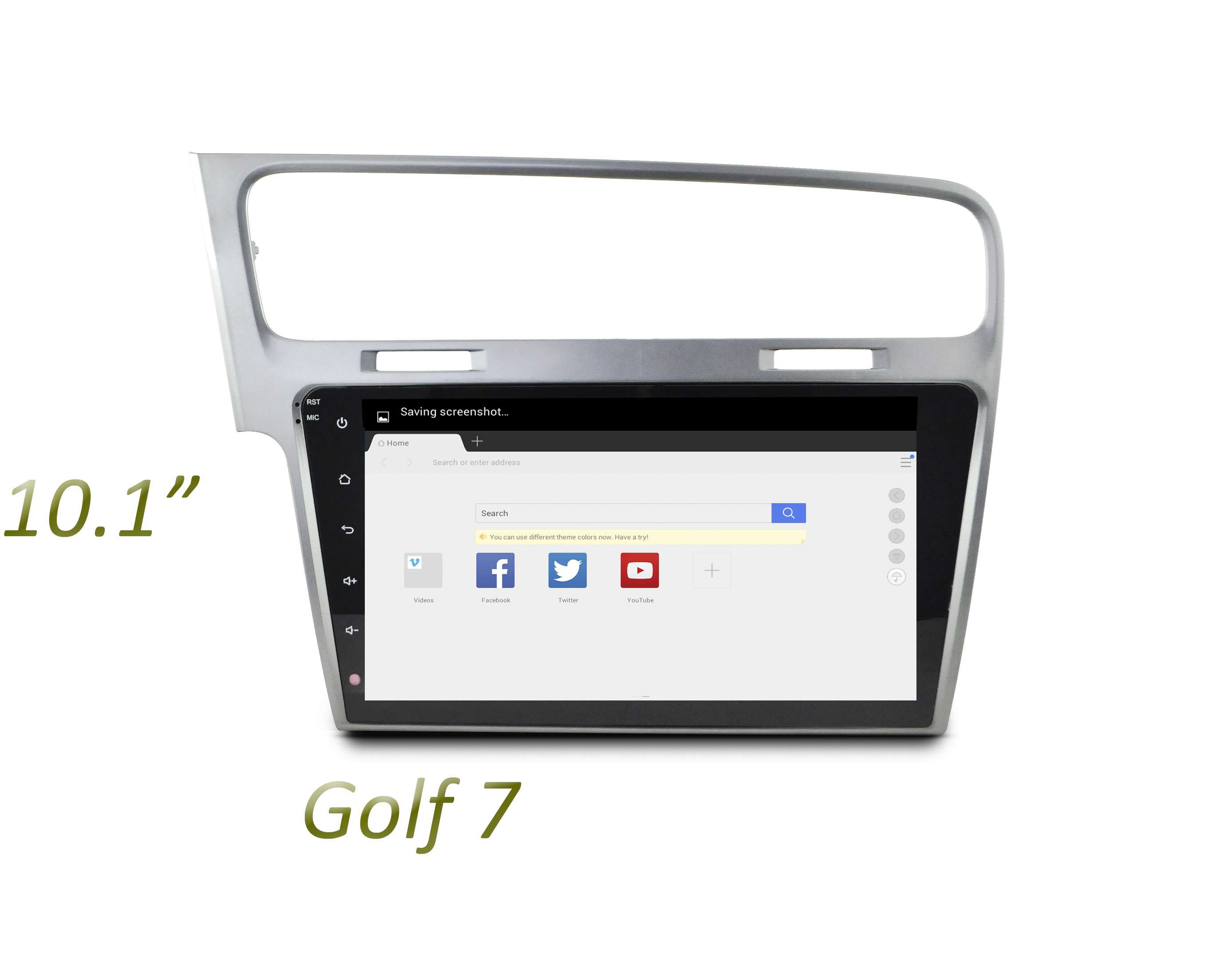 10 1 android dvd gps vw golf 7 basel acheter sur. Black Bedroom Furniture Sets. Home Design Ideas
